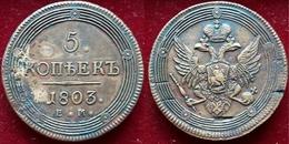 5 Kop 1803 EM - Russia