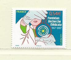 FRANCE  ( FR200 - 332 )   2007  N° YVERT ET TELLIER  N° 4106   N** - Nuevos