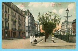Biel - Bienne - Unterer Quai 1919 - BE Berne