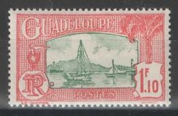 Guadeloupe - YT 116 * - Neufs