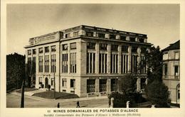 Mines De Potasse D'Alsace  SCPA à Mulhouse - Mulhouse