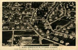 Mines De Potasse D'Alsace Colonie Rossalmend Mine Marie Louise ( Dos Abimé) - Otros Municipios