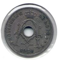 ALBERT I * 10 Cent 1920 Vlaams * Nr 5470 - 1909-1934: Albert I