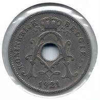 ALBERT I * 10 Cent 1921 Vlaams * Nr 5473 - 04. 10 Centimes