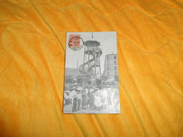 CARTE POSTALE ANCIENNE CIRCULEE DE 1906. / 36. FETE FORAINE.- LE TOBOGAN VUE GENERALE../ CACHETS + TIMBRE - Ansichtskarten