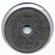 ALBERT I * 10 Cent 1921 Vlaams * Prachtig / FDC * Nr 5474 - 1909-1934: Albert I