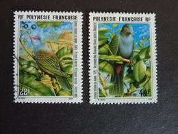 POLYNESIE FRANCAISE, Année 1995, YT N° 479 Et 480 Oblitérés - Polynésie Française