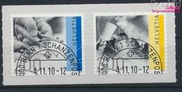 Schweiz 2176-2177 (kompl.Ausg.) Gestempelt 2010 Traditionelles Handwerk (9286306 - Suisse