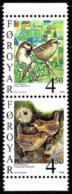 Feroe Nº 348/49 En Nuevo - Islas Faeroes