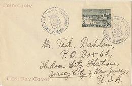 FINLAND 1946 FDC.BARGAIN.!! - Finland