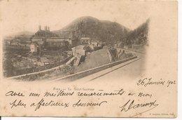 L35B040 - Foix - Le Saint Sauveur - F.Dauphin - Carte Précurseur - Foix