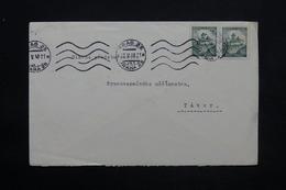 BOHÊME ET MORAVIE - Enveloppe De Praha Pour Tabor En 1940 - L 25007 - Bohême & Moravie