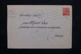 BOHÊME ET MORAVIE - Enveloppe De Tabor Pour Tabor En 1942 - L 25008 - Lettres & Documents