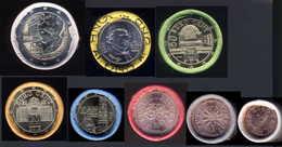 Komplette Kursmünzen 2018 Direkt Aus Der Rolle - Oesterreich