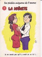 Illustrateur ALEXANDRE  Pechés Mignons De L'amour  LA NAIVETE - Alexandre