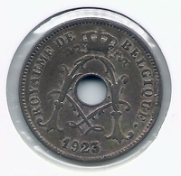 ALBERT I * 10 Cent 1923 Frans * Prachtig * Nr 5481 - 1909-1934: Albert I