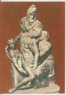 Michelangelo Buonarroti Sculpture Unused 119/85 Mm - Sculptures