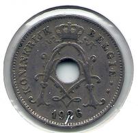 ALBERT I * 10 Cent 1926 Vlaams * Nr 5486 - 1909-1934: Albert I
