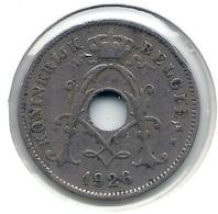 ALBERT I * 10 Cent 1926 Vlaams * Nr 5488 - 1909-1934: Albert I