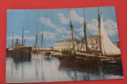 Siracusa Canale Della Darsena 1968 - Italien