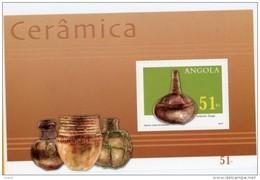 Angola 2002-Poteries-YT B103***MNH - Angola