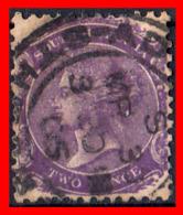 AUSTRALIA (OCEANIA) SELLO NUEVA GALES DEL SUR, 1899 SELLO DE LA REINA VICTORIA - 1855-1912 South Australia