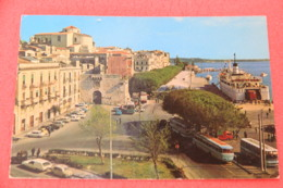 Siracusa Porta Marine E Il Foro Italico 1984 - Italien
