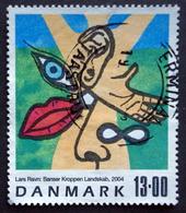 Denmark 2004  Minr.1381 (O)  ( Lot  L 468 ) - Usado