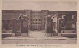 Le Mesnil-Saint-Denis : Entrée Du Préventorium - Le Mesnil Saint Denis