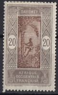 DAHOMEY  N* 49 TB - Dahomey (1899-1944)