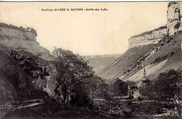 39 - Environs De LONS Le SAUNIER - Grotte Des Tuffs - Pub Au Dos - - France