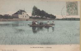 Le Mesnil-Saint-Denis : L'Etang - Le Mesnil Saint Denis