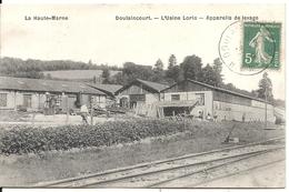 USINE LORIN. APPAREILS DE LEVAGE - Doulaincourt