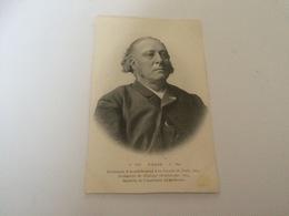 BP - 1600 - Professeur PAJOT - Prof.d'Accouchement à La Faculté De Paris , 1863 - Famous People