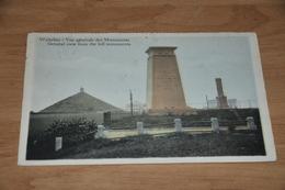 8192-    WATERLOO, VUE GENERALE DES MONUMENTS - Waterloo