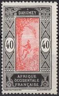 DAHOMEY  N* 53 TB - Dahomey (1899-1944)