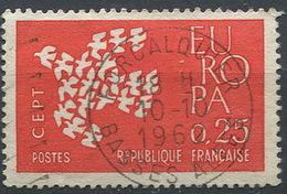 France 1961- N° 1309 - Europa CEPT - Oblitérés -* - Used Stamps