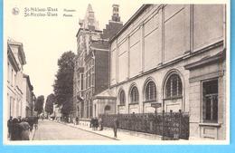 Sint-Niklaas-Waas (Saint-Nicolas Waes)+/-1940-Museum (Huis Janssens)-Le Musée-Uitg.Papierhandel,St-Niklaas - Sint-Niklaas