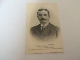 BP - 1600 - Professeur Marcel LERMOYEZ - Membre De L'Académie De Médecine , Médecin Des Hôpitaux De Paris - Famous People