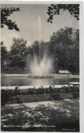 AK 0184  Klagenfurt - Hochstrahlbrunnen Im Schubertpark / Verlag Klauer Um 1940 - Klagenfurt