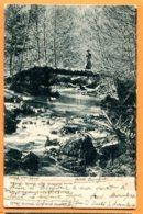 HA704, Petite Suisse Luxembourgeoise, Animée, Précurseur, Circulée 1911 - Muellerthal