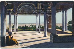 LEHNERT & LANDROCK - Un Pavillon Marocain - Tunisia
