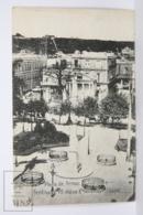 Postcard - Postal Cuba - Habana Plaza De Armas Y Templete - Ferdinand VII Statue & Columbus Chapel - Year 1913 - Cuba