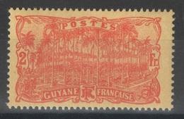 Guyane Française - YT 88 * - Nuevos