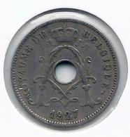 ALBERT I * 10 Cent 1927 Frans * Nr 5492 - 1909-1934: Albert I