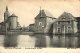 130319C - BELGIQUE HAINAUT - COMINES Ancien Moulin à Eau - Comines-Warneton - Komen-Waasten
