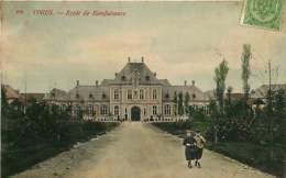 130319C - BELGIQUE REGION FLAMANDE FLANDRE OCCIDENTALE - YPRES  école De Bienfaisance - Belgique