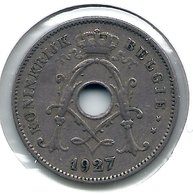 ALBERT I * 10 Cent 1927 Vlaams * Nr 5493 - 1909-1934: Albert I