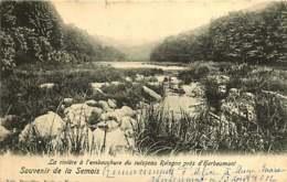 130319C - BELGIQUE LUXEMBOURG - Souvenir De La Semois - Rivière Embouchure Ruisseau Relogne Près Herbeumont - Herbeumont