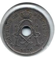 ALBERT I * 10 Cent 1928 Frans * Nr 5496 - 1909-1934: Albert I